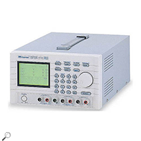 Instek PST-3202 158W Triple-Output Programmable DC Power Supply