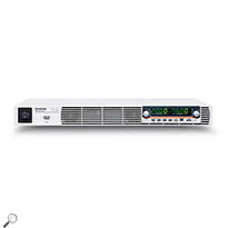 Instek PSU 40-38 40V/38A/1520W Programmable Switching DC Power Supply, Single Channel