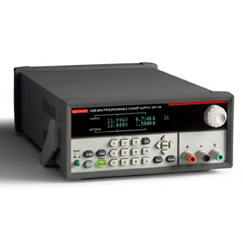 Keithley 2200-30-5 Single-Output Programmable DC Power Supply with USB & GPIB Interfaces, 30V/5A