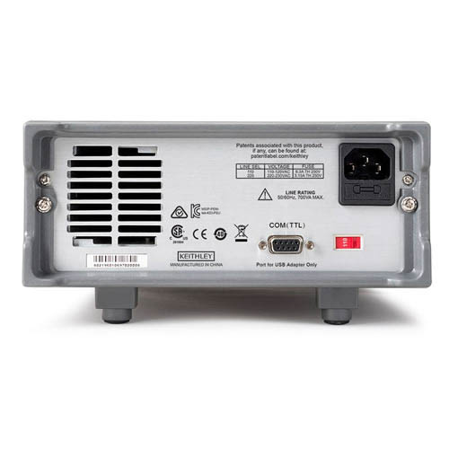 Keithley 2231A-30-3 Triple-Output DC Power Supply, 195W (Back)