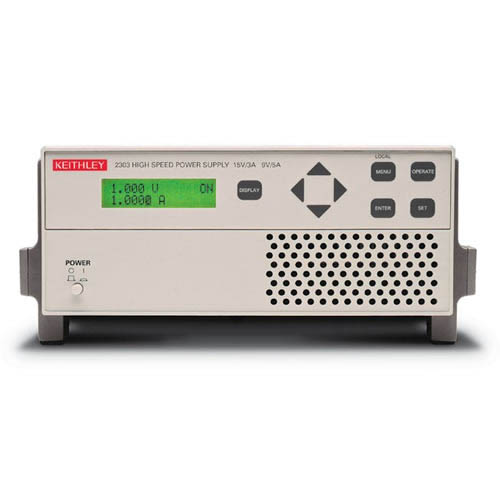 Keithley 2303 High Speed Precision Power Supply with Readback/GPIB Interface, 5mA/45W