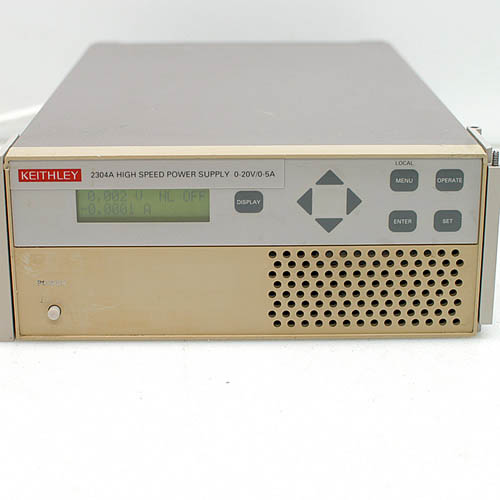 Keithley 2304A High Speed Precision Power Supply with Readback/GPIB Interface, 100W