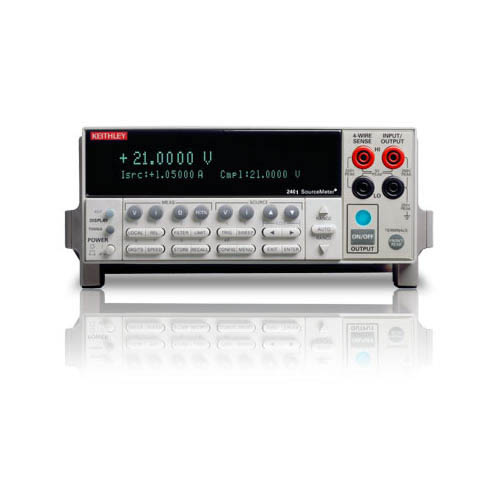 Keithley 2401. SourceMeter (SMU) Instrument with GPIB Interface, 1A