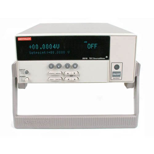 Keithley 2510. TEC SourceMeter (SMU) Instrument with IEEE-488 & RS-232 Interfaces