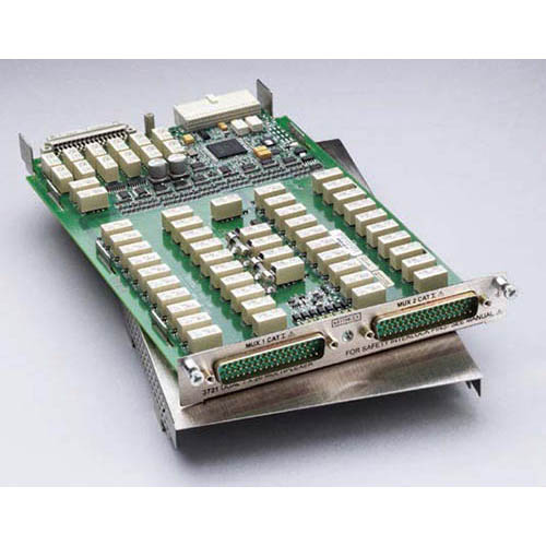 Keithley 3721 Dual 1x20 Multiplexer Module for Series 3700A