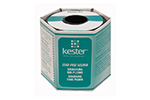 Kester 14-7080-1001 Solid Solder Wire, 0.93 dia, 1 lb, Sn95/Sb05