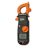 Click here for a larger image - Klein Tools CL1100 400A AC Clamp with Temperature Measurements