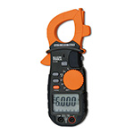 Click here for a larger image - Klein Tools CL1200 600A AC Auto-ranging Clamp Meter with Non-contact Voltage and Continuity Tester