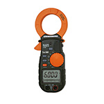 Click here for a larger image - Klein Tools CL2500 1000A AC/DC TRMS Clamp Meter with extra wide jaws