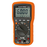 Click here for a larger image - Klein Tools MM2300 600 A AC/DC Electrician's/HVAC TRMS Multimeter with Temperature