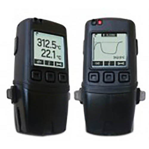 Lascar EL-GFX-DTC Dual Channel K, J and T type Thermocouple Data Logger with Graphic Screen