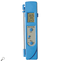 Mastercool 52226 Dual Temp Thermometer