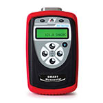 Click for larger image of the Meriam ZM200-CI0500 Smart Manometer, -15 to +500 PSI Compound, Isolated