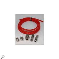 Metcal MFR-FTKIT Fitting/Air Hose Kit for MFR-HDS Hand-Pieces