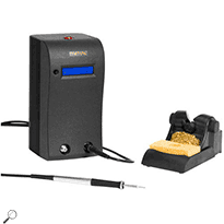Metcal MX-500AV MX-500 Dual Port Switchable Soldering/Rework System w/Hand-Piece & Workstand