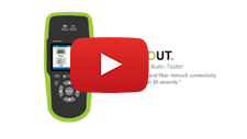 NETSCOUT's LinkRunner AT Network Tester Provides Copper and Fiber Network Connectivity Testing