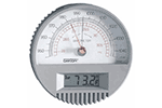 Oakton WD-03316-80 Barometer, mbar/inches mercury (Hg) with digital thermometer. Wall mount.