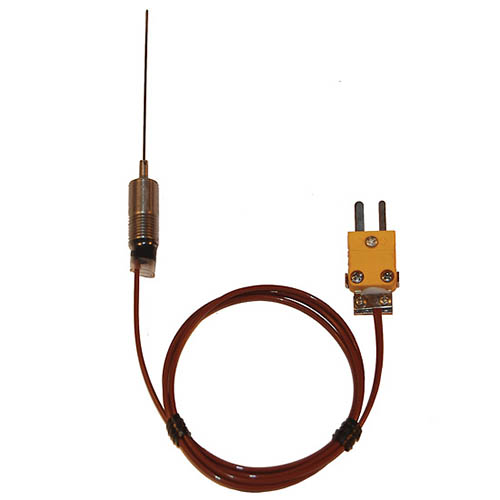 Thermocouple penetration probes