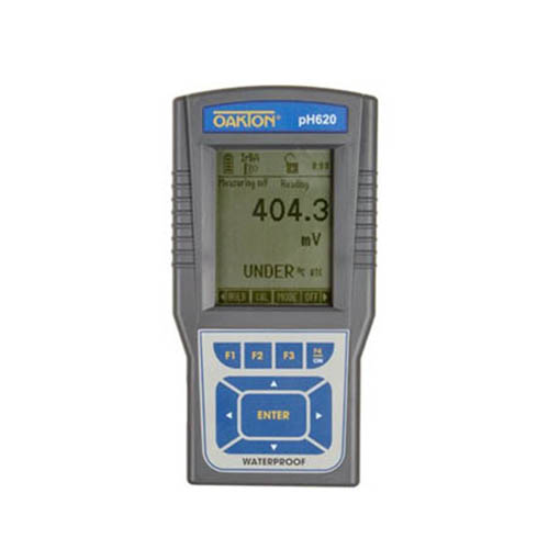 oakton ph meter calibration instructions
