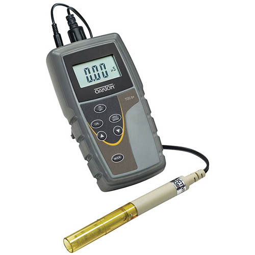 Oakton WD-35604-21 TDS 6+ Total Dissolved Solids Meter with Probe & NIST-Traceable Calibration