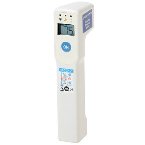 Oakton WD-35625-46 TempTestr Food Safety Infrared Thermometer w/NIST Calibration, -20 to 400° F