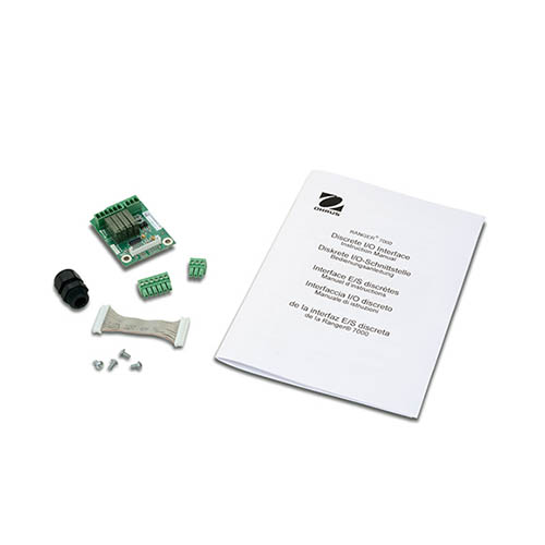 OHAUS 30097591 Discrete I/O Kit with 2 Inputs and 4 Outputs for the Ranger 7000 Series