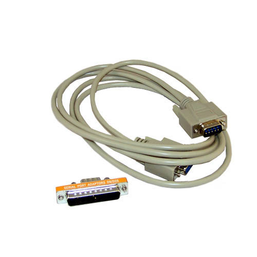 OHAUS 80252571 RS232 Cable and Adapter to 80252042 Printer