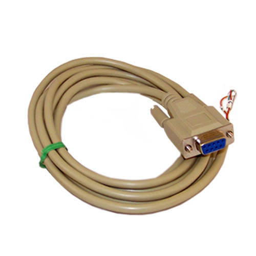 OHAUS 80500553 RS232 Cable, PC 25-Pin for Defender