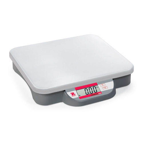 OHAUS C11P9 Catapult 1000 Compact Shipping Scale, Capacity 9kg (20lb), Readability 5g (0.01lb)