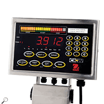 OHAUS CKW55 CKW Washdown Checkweighing Indicator, Capacity , Readability
