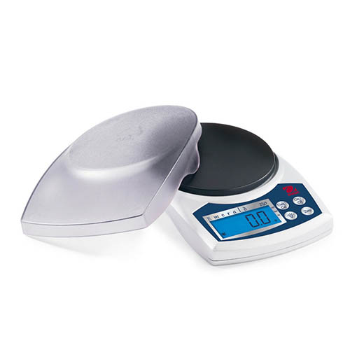 OHAUS JE250 Emerald Handheld Jewelry Scale, 250 x 0.1 g Capacity x Readability,+/-0.1 g Linearity