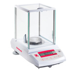 OHAUS PA214 Pioneer Analytical Balances, 210g capacity, 0.1mg readability