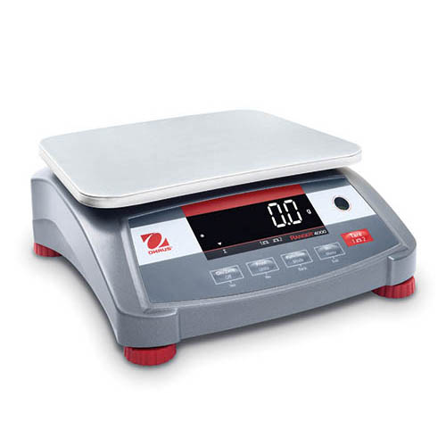 Ranger 4000 Compact Bench Scale, 30 lbs/15 kg