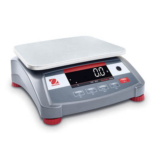 Ranger 4000 Compact Bench Scale, 60 lbs/30 kg