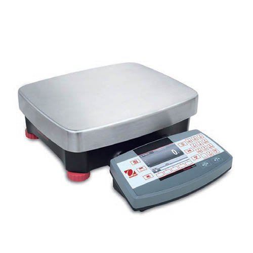 OHAUS R71MD3 Ranger 7000 Compact Bench Scale, 3000 g x 0.05 g Capacity x Readability