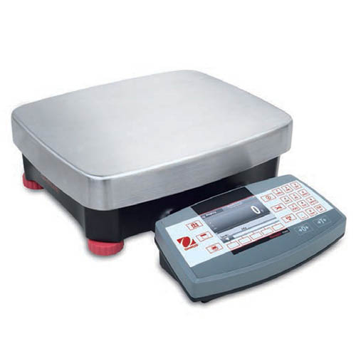 OHAUS R71MD6 Ranger 7000 Compact Bench Scale, 6000 g x 0.1 g Capacity x Readability