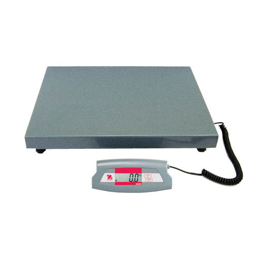 OHAUS SD75L SD Compact Bench Scale, Capacity 75kg (165lb), Readability 50g (0.1lb)