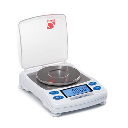 OHAUS YJ103 Portable Electronic Balance for Fine Stones, 100 ct x 0.005 ct Capacity x Readability