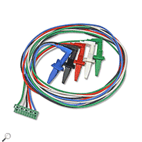 Onset A-WNB-LEADSET Voltage Input Lead Set