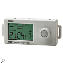 Onset UX90-005M HOBO 5m Expanded Occupancy/Light Runtime Data Logger (346,795 Measurements)