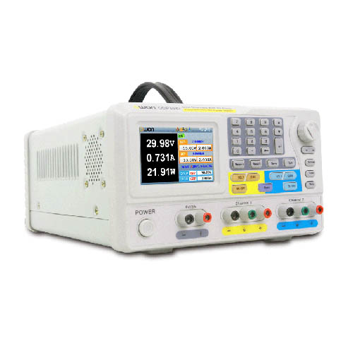 Owon ODP3032 30V/3A/195W Linear DC Power Supply, Programmable, 2+1 Channel