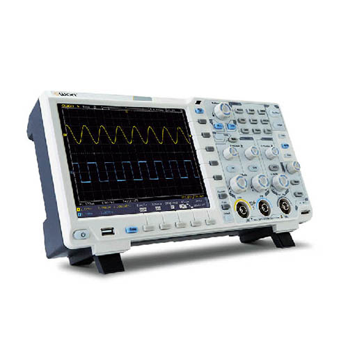 Owon XDS3102A 100 MHz, 2+1 Channel, 1 GS/s N-in-1 Digital Oscilloscope, 12 bit Vertical Resolution