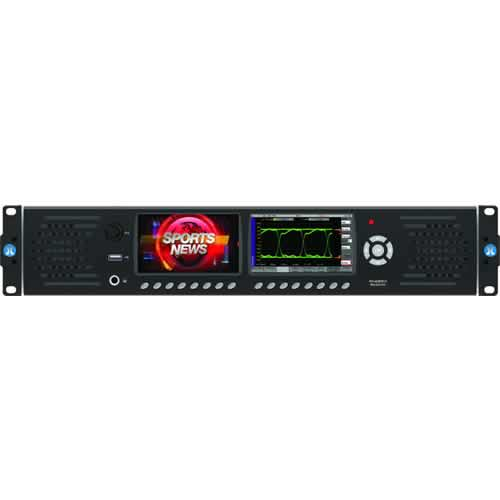 PHABRIX PHRX2000 19 in. Dual Rack Mounted Chassis w/4 Option Slots