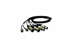 PHABRIX PHSXC-1 Audio Break-Out Cable for PHSXTAG