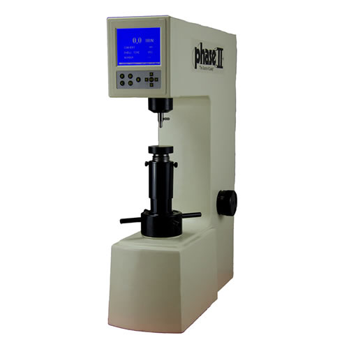 Click for larger image of the Phase II 900-347 Superficial Digital Rockwell Hardness Tester