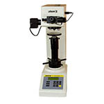 Click here for a larger image - Phase II 900-398A Macro Vickers Hardness Tester w/Auto Turret, Manual Measurement