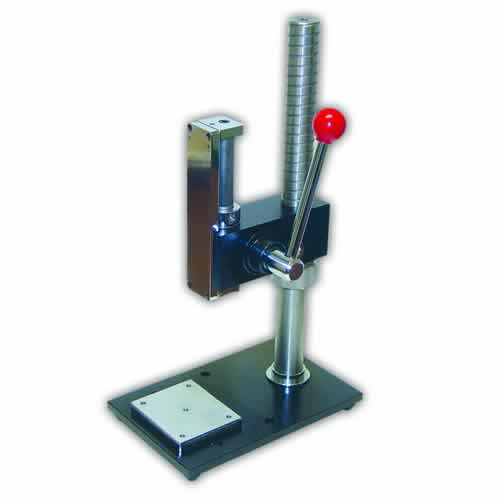 Click for larger image of the Phase II AFG-1000 Support Stand for Force Gauges