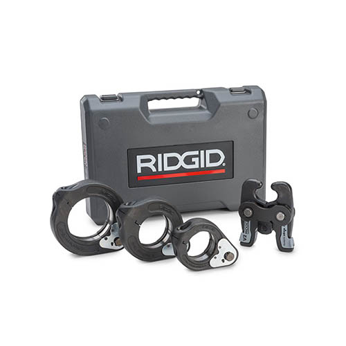 RIDGID 20483 ProPress XL-C/S Standard Series Ring Kit for Copper or Stainless Steel Fittings