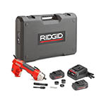 Click for larger image of the RIDGID 52088 RE 6 Electrical Tool Kit (No Heads)