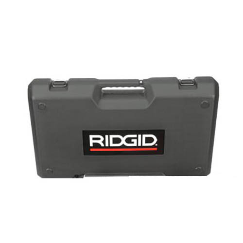 RIDGID 48973 Hard Plastic Carrying Case for RE 12-M, Blow Molded